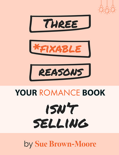 romance book editor