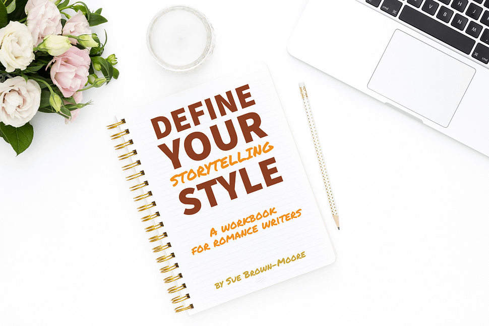 Define Your Storytelling Style by Sue Brown-Moore